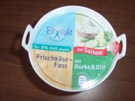 BeLight Frischkäsefass , Gurke & Dill | Hochgeladen von: Nudelpeterle