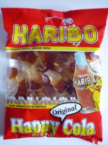 Haribo Happy Cola | Hochgeladen von: pedro42