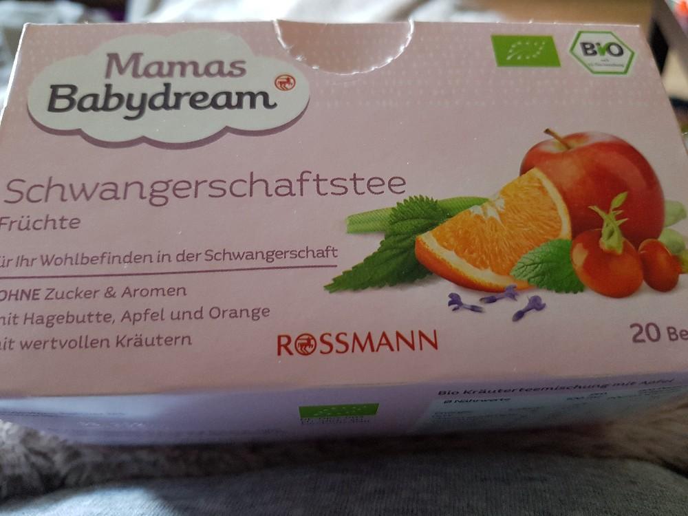 Mamas Babydream, Schwangerschaftstee Früchte von maus687185 | Hochgeladen von: maus687185