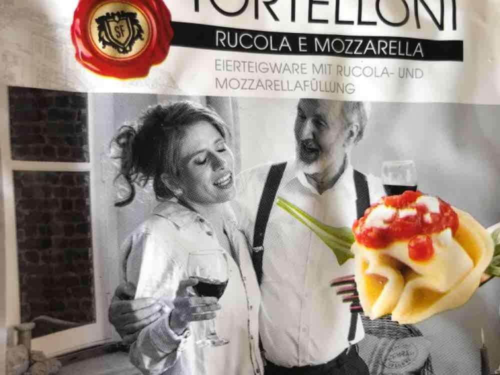Tortelloni, Ricotta und Spinat von Win00na | Hochgeladen von: Win00na