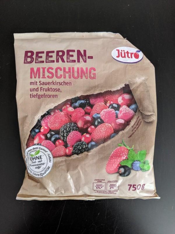 Beeren-Mix mit Sauerkirschen von kreischweide   Hochgeladen von: kreischweide