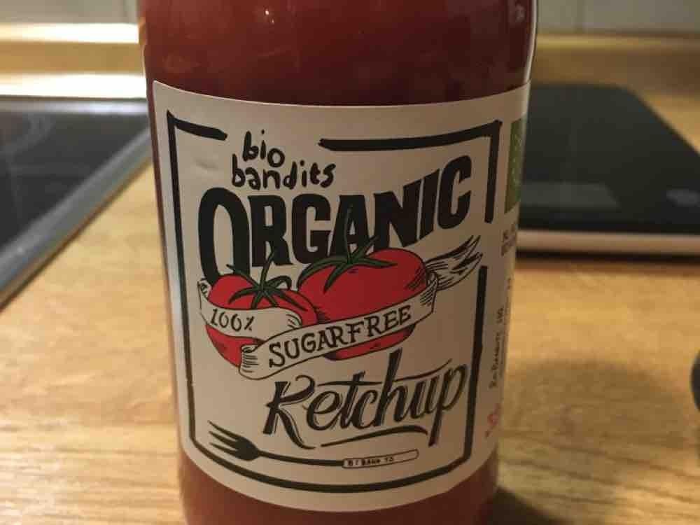 Ketchup, 100%sugarfree, organic von HannahCharlotte | Hochgeladen von: HannahCharlotte