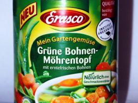 Erasco, Grüner Bohnen Möhrentopf | Hochgeladen von: müsli