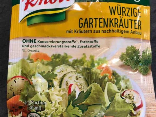 Salatkrönung Würzige Gartenkräuter von eos07 | Hochgeladen von: eos07