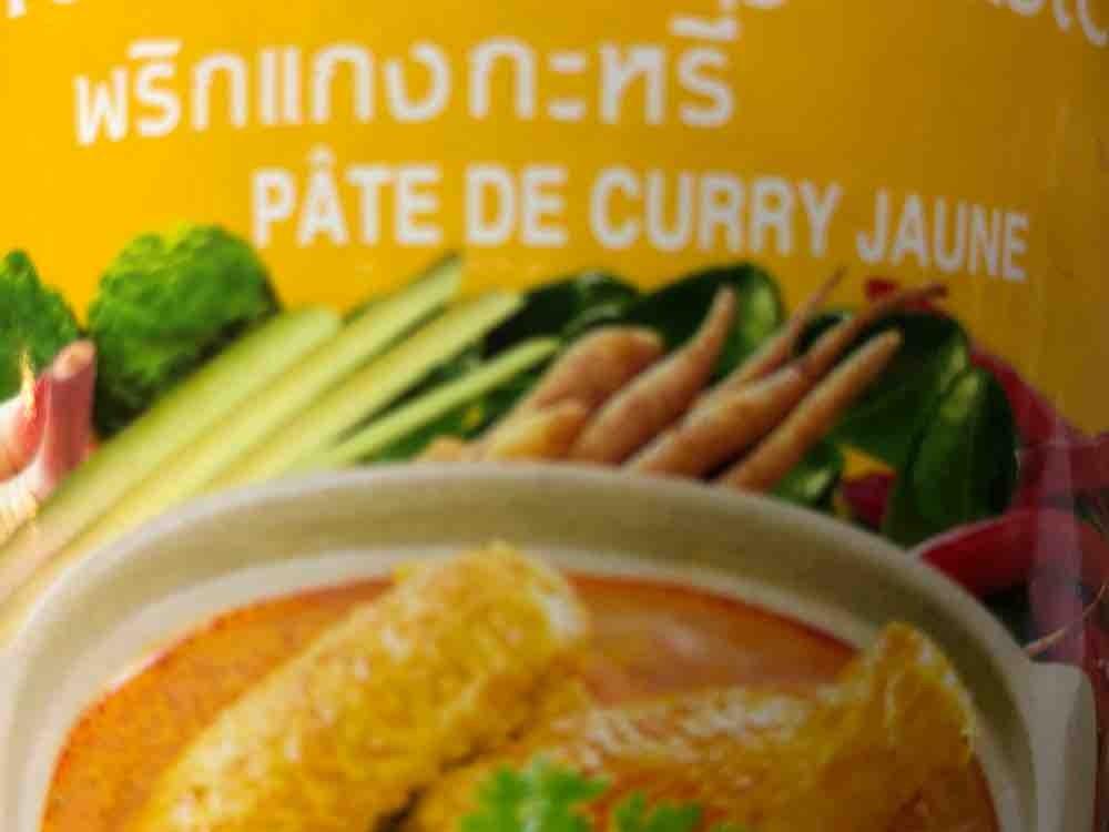 Yellow Curry Paste  von Nanspans | Hochgeladen von: Nanspans