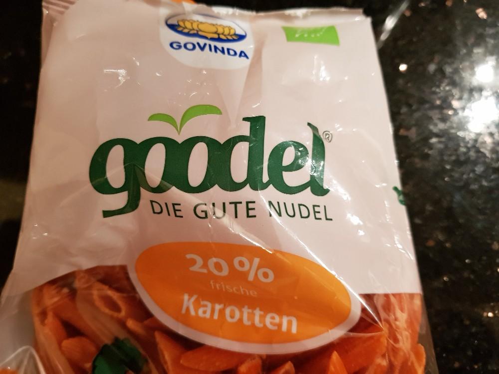 goodel Nudeln 20% Karotten, 20% frische Karotten von Maglo97   Hochgeladen von: Maglo97