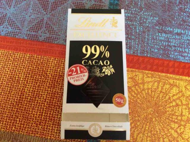 Lindt Exellence 99 % Cacao von Liliane1409 | Hochgeladen von: Liliane1409