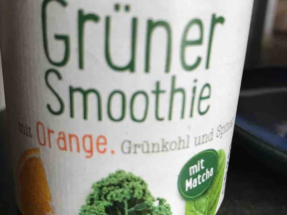 grüner Smoothie, Orange, Grünkohl, Spinat von bili565   Hochgeladen von: bili565