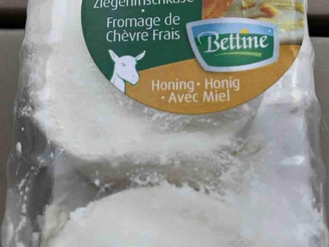 Ziegenfrischkäse, Mit Honig von Lennybabe77 | Hochgeladen von: Lennybabe77