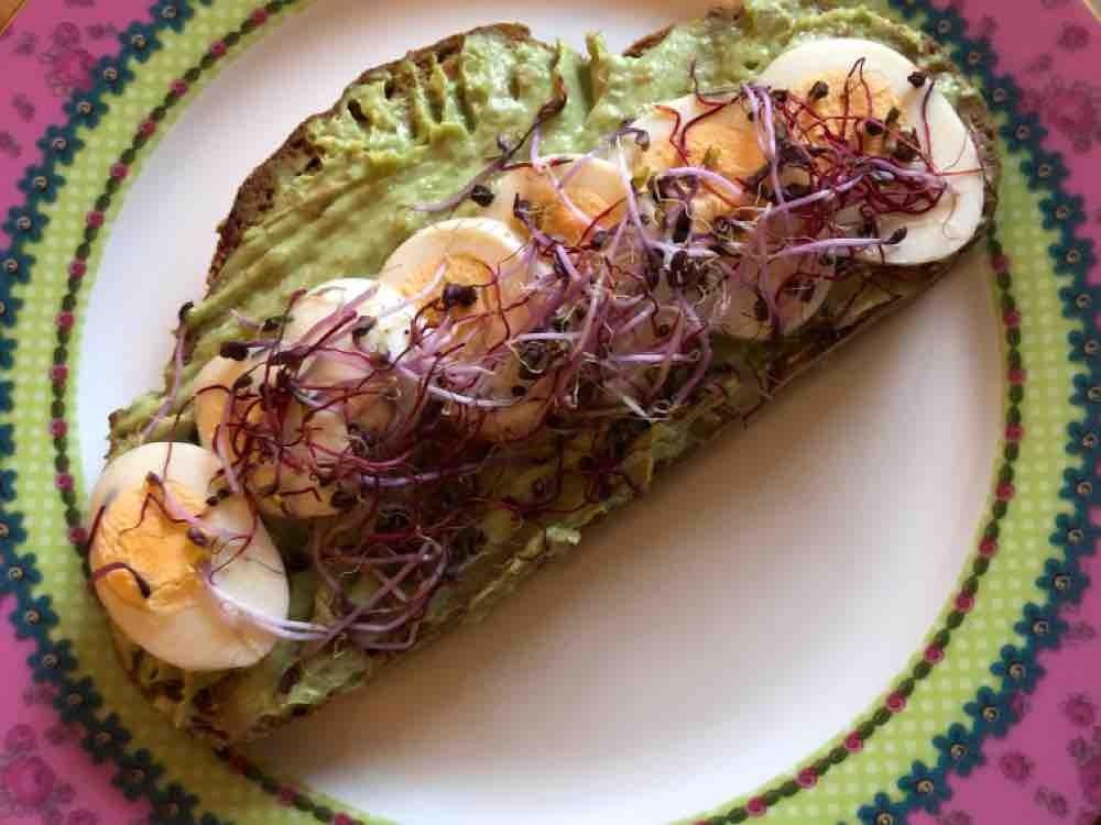 Aktivmacher, Avocado Brot von DocRock | Hochgeladen von: DocRock