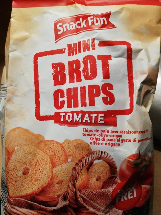 Brotchips, Tomate von p.ia | Hochgeladen von: p.ia
