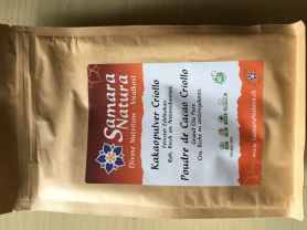 Kakaopulver Criollo   Hochgeladen von: CFWGG