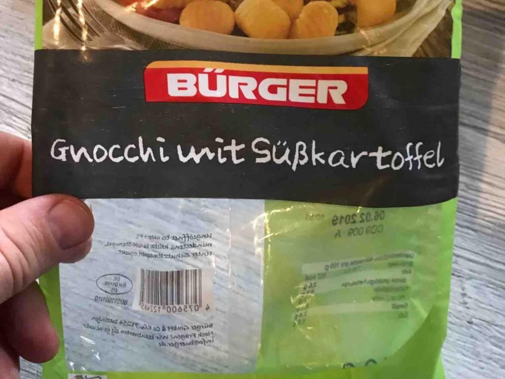 Gnocchi mit Süßkartoffel von spaleck | Hochgeladen von: spaleck
