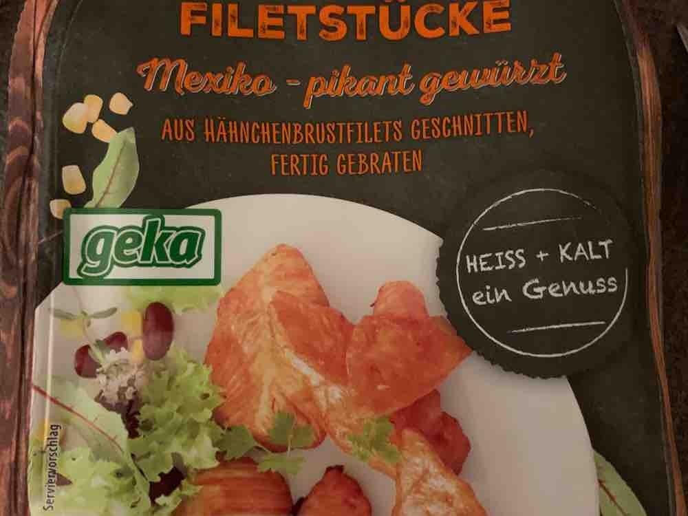 Hähnchenbrust-Filetstücke Mexiko - pikant gewürzt von marcellus92   Hochgeladen von: marcellus92