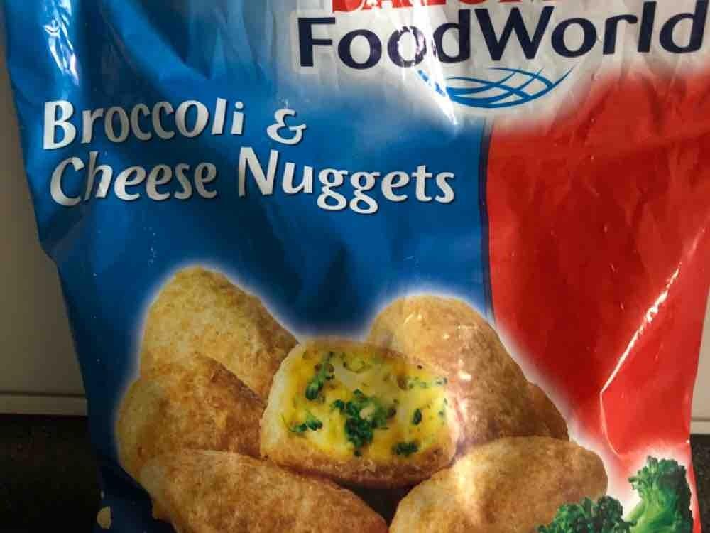 Broccoli & Cheese Nuggets, Finger Food Hits von baerbelw   Hochgeladen von: baerbelw