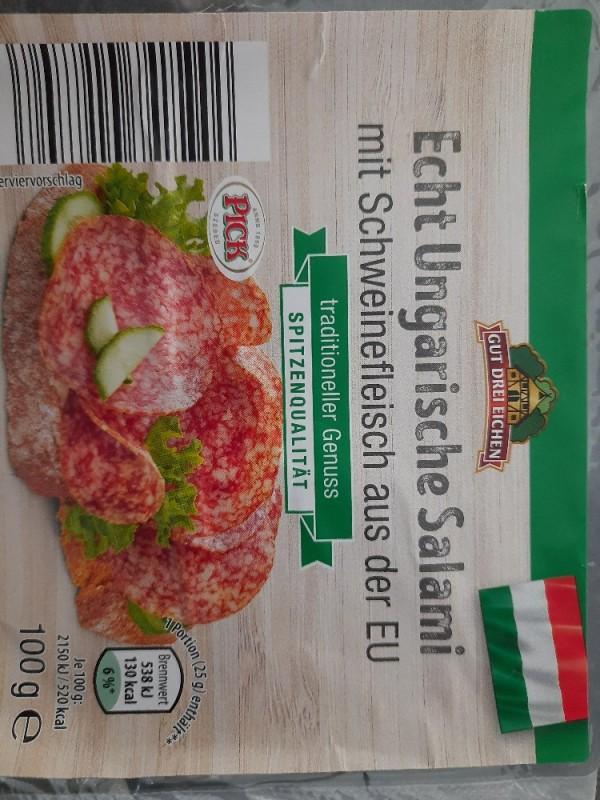 Echt Ungarische Salami von SNepi | Hochgeladen von: SNepi