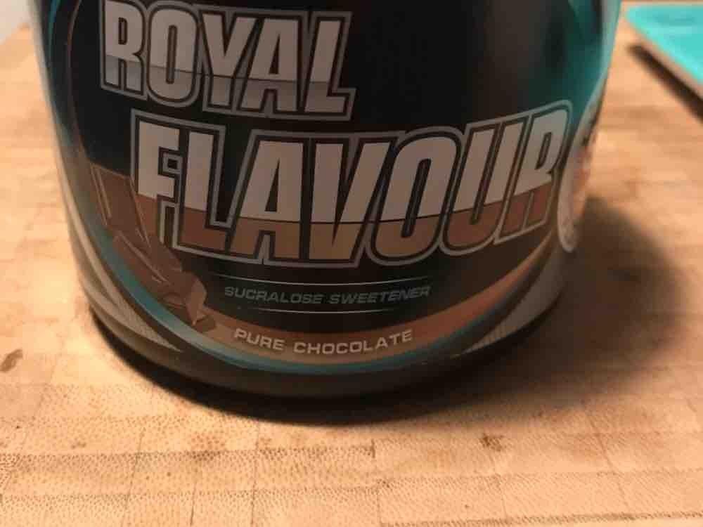 S.U. Royal Flavour System, pure Chocolate von dersensemann | Hochgeladen von: dersensemann