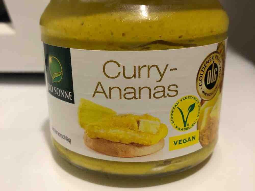 Brotaufstrich, Curry-Ananas von sibku | Hochgeladen von: sibku