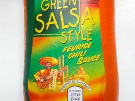 Feurige Chili Sauce, Green Salsa Style | Hochgeladen von: lgnt