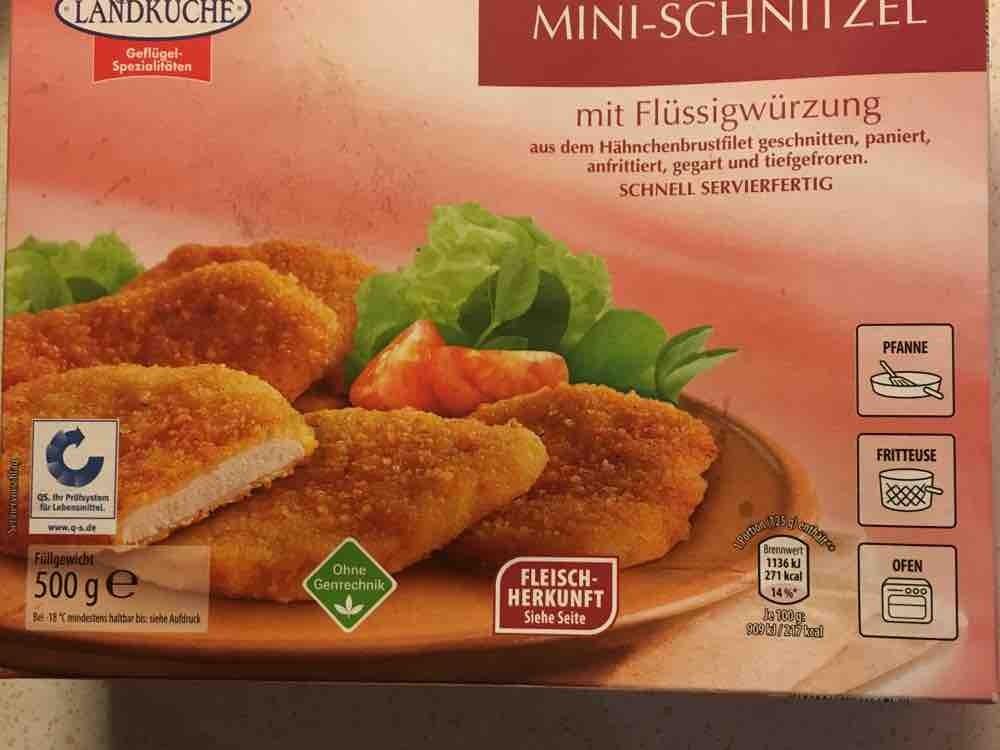 Mini-Schnitzel von Frank Heimes | Hochgeladen von: Frank Heimes