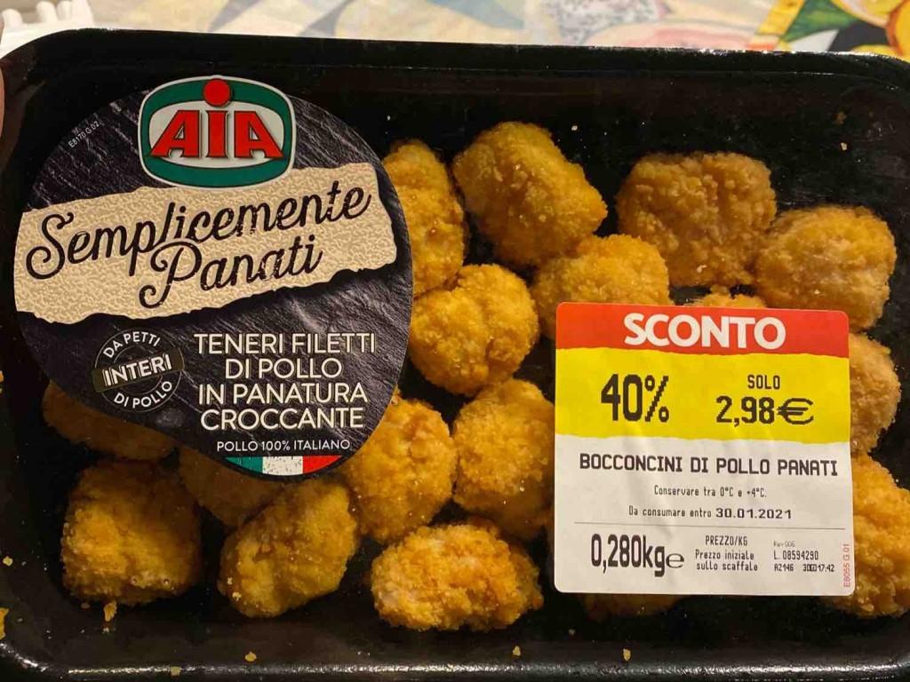 Bocconcini di Pollo panati von FrenchcoreKillah | Hochgeladen von: FrenchcoreKillah