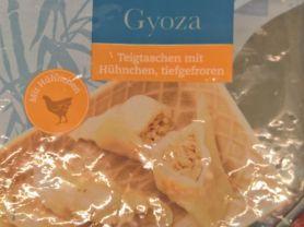 Gyoza, Teigtaschen mit Hühnchen   Hochgeladen von: wertzui