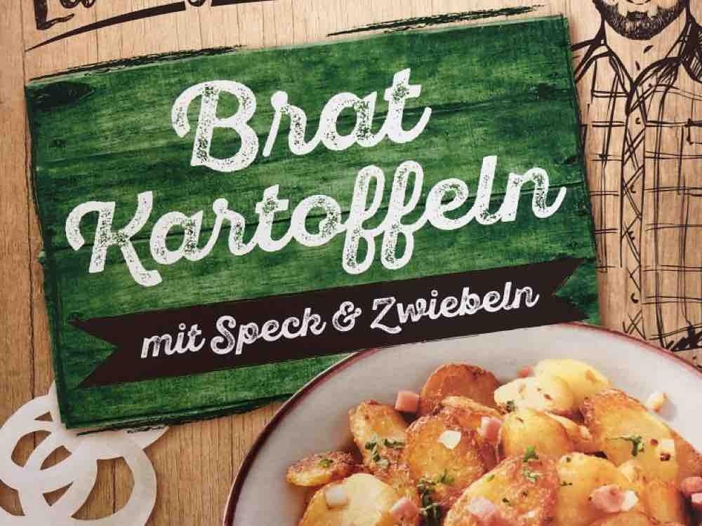 Bratkartoffeln, mit Speck und Zwiebeln  von liligeorgieva | Hochgeladen von: liligeorgieva
