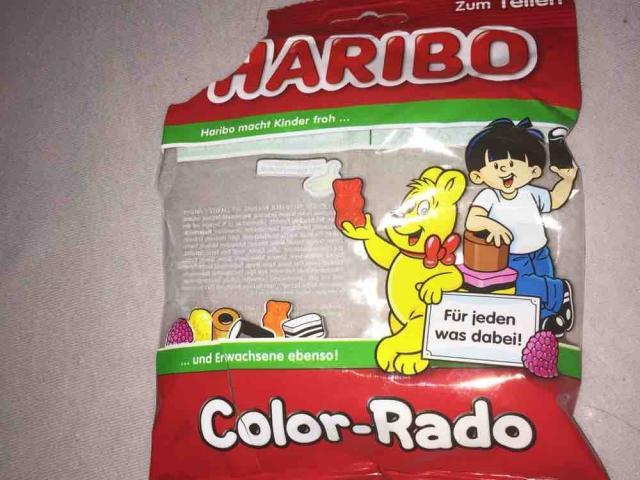 Color-Rado von tjacelinaa | Hochgeladen von: tjacelinaa