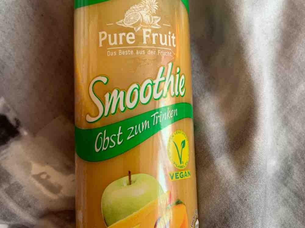 Smoothie Apfel-Kaki-Mango von Shalaia | Hochgeladen von: Shalaia