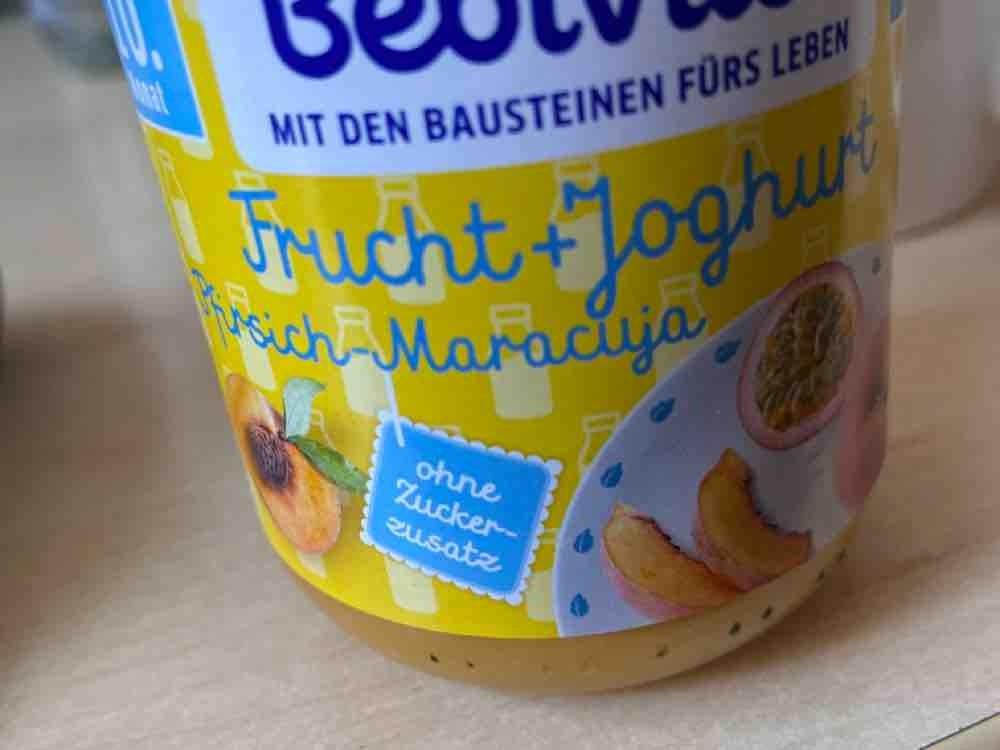 Frucht + Joghurt, Pfirsich-Maracuja von moee | Hochgeladen von: moee