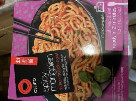 OBENTO spicy mongolian Rahmen noodle bowl, Spicy Mongolian | Hochgeladen von: indigirl