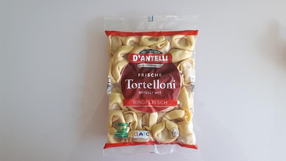 Frische Tortelloni, gefüllt mit Rindfleisch  von Natascha13 | Hochgeladen von: Natascha13