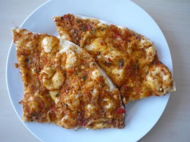 Lahmacun, Türkische Pizza | Hochgeladen von: pedro42