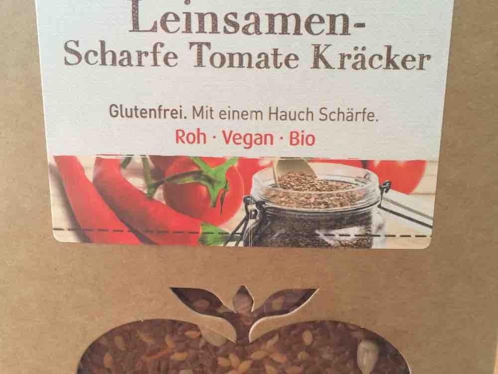 Leinsamen scharfe Tomate Krcker von enilorac | Hochgeladen von: enilorac
