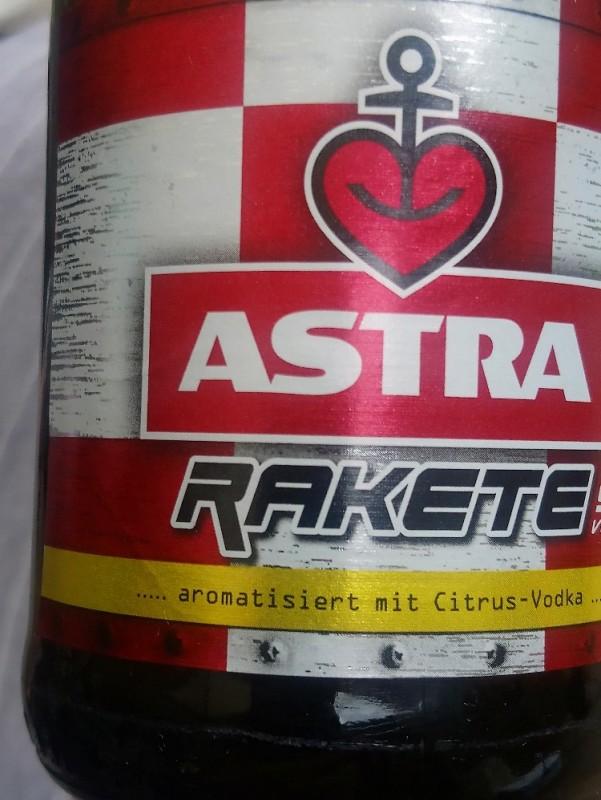 Astra Rakete, 5,9 % vol. von Maryasch | Hochgeladen von: Maryasch
