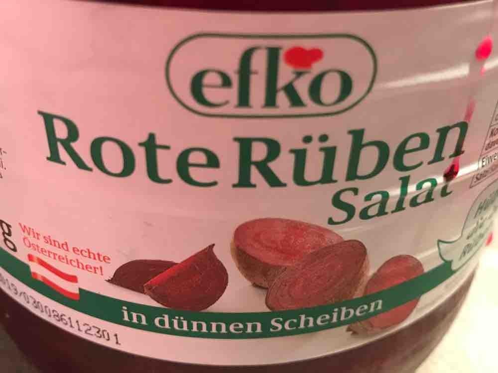 rote rüben salat von Zausy | Hochgeladen von: Zausy