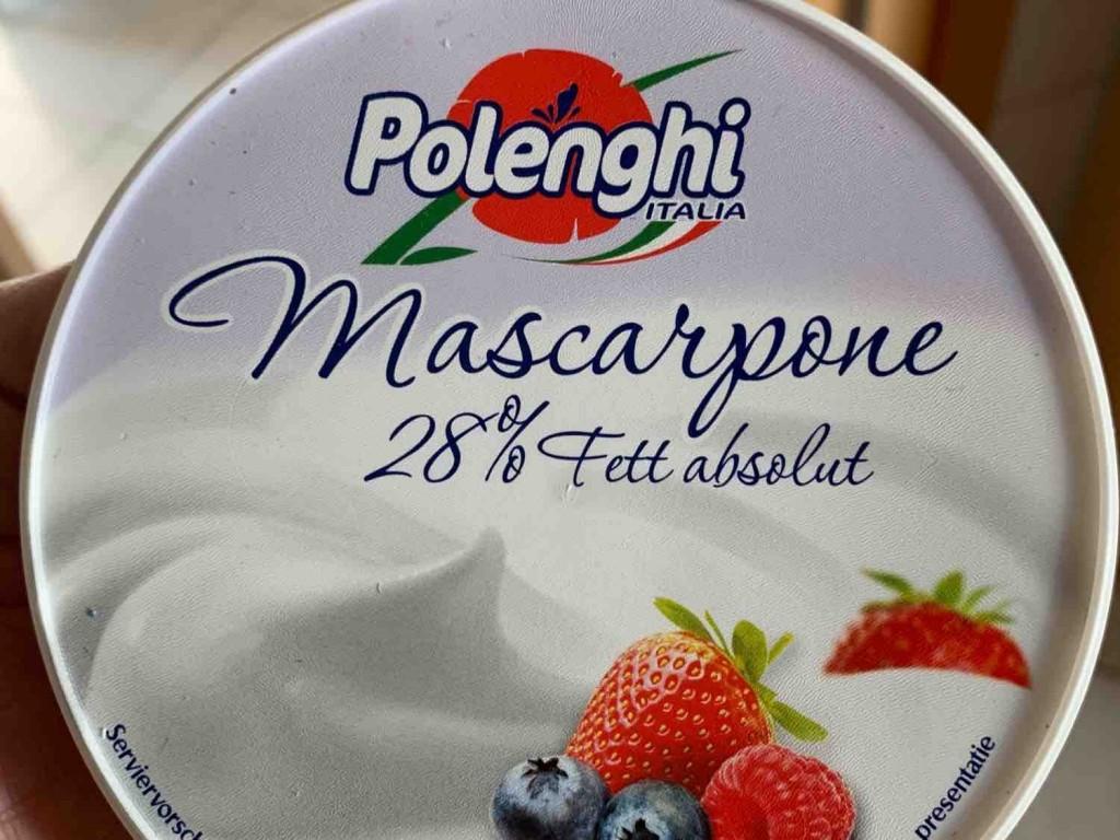 Mascarpone light  28% Fett von nicidressi   Hochgeladen von: nicidressi