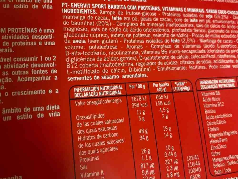 barrita proteinas, chocolate von Avalanx   Hochgeladen von: Avalanx