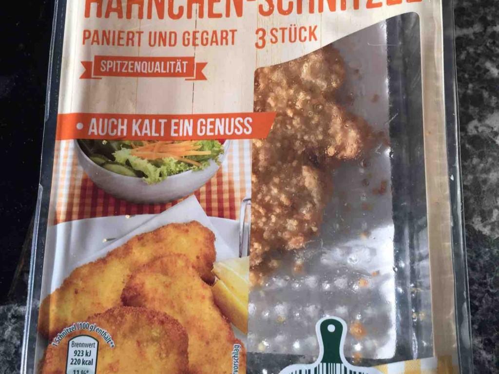 Hähnchen - Schnitzel von bruenger | Hochgeladen von: bruenger