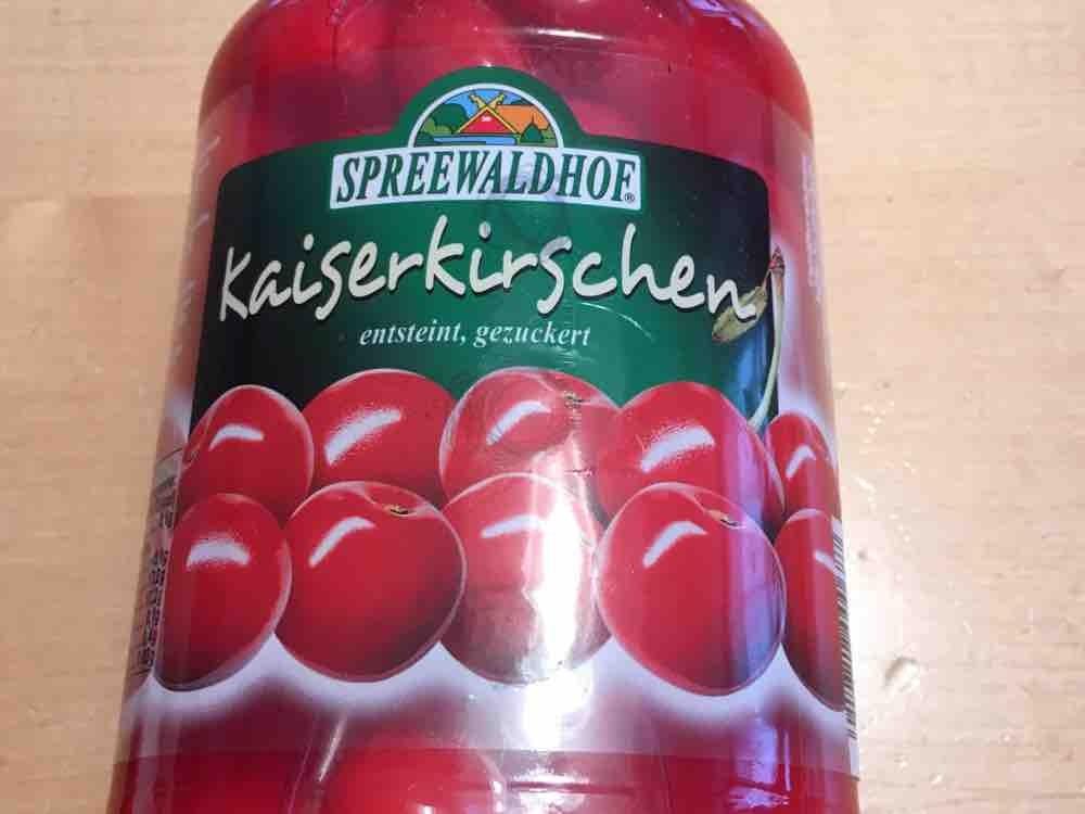Kaiserkirschen, Kirsche von berndschmolke529   Hochgeladen von: berndschmolke529