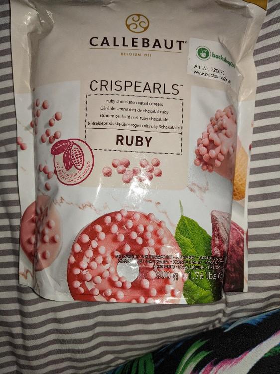 Crispearls, Ruby von Sina24071984   Hochgeladen von: Sina24071984