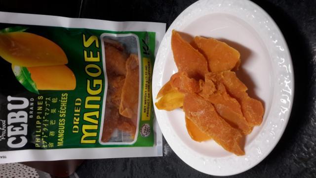 Dried Mangoes, Mango - Ausgepackt  | Hochgeladen von: Norimar