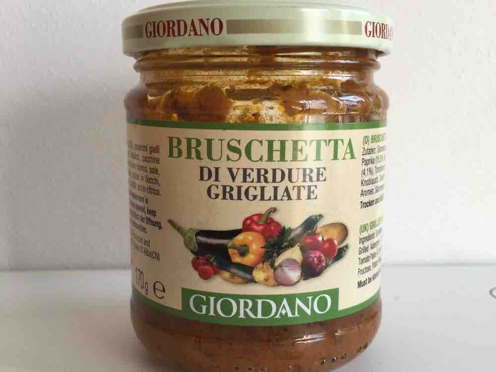 Verdure bruschetta grigliata, Pesto von Tofukipferl | Hochgeladen von: Tofukipferl