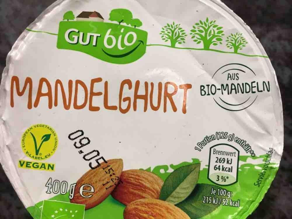 mandelghurt, aus bio Mandeln by KaetheFit | Uploaded by: KaetheFit