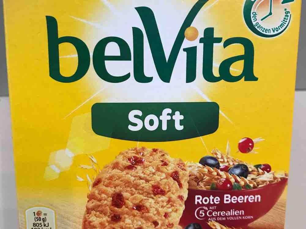 belVita Soft , Rote Beeren von furzdory556 | Hochgeladen von: furzdory556