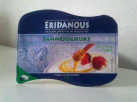 Eridanous, Sahnejoghurt nach griechischer Art, Honig und Dat | Hochgeladen von: sil1981