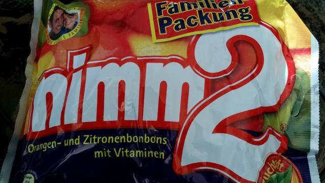Storck Nimm2 Bonbons, Zitrone und Orange | Hochgeladen von: Heike1207