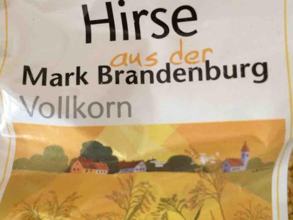 Hirse, aus der Mark Brandenburg von julita.g   Hochgeladen von: julita.g