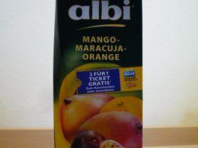Mango-Maracuja-Orange Saft | Hochgeladen von: pedro42