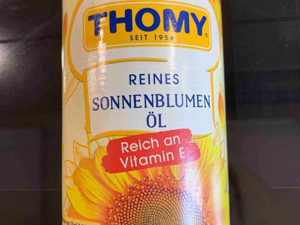 Reines Sonnenblumenöl von claudiamuc   Hochgeladen von: claudiamuc